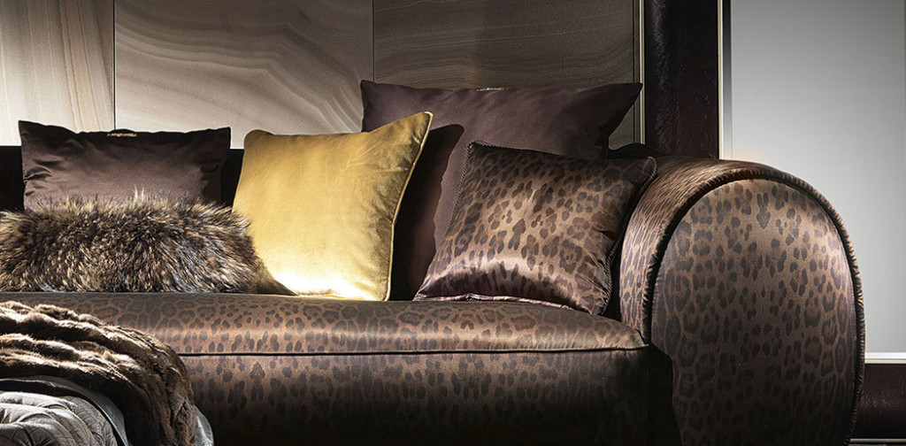 Roberto Cavalli Home Collection In Miami And New York