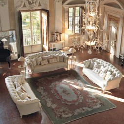 Living room collection 24 elite home for Arredi di lusso casa
